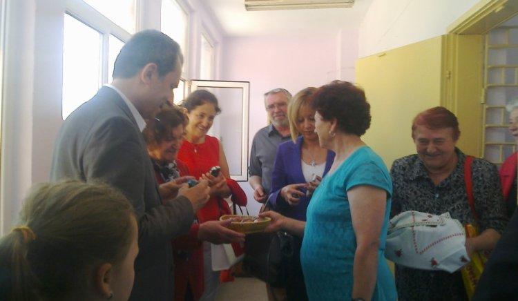 Като премиер Пламен Орешарски ще ремонтира балнеологичната поликлиника в Кюстендил