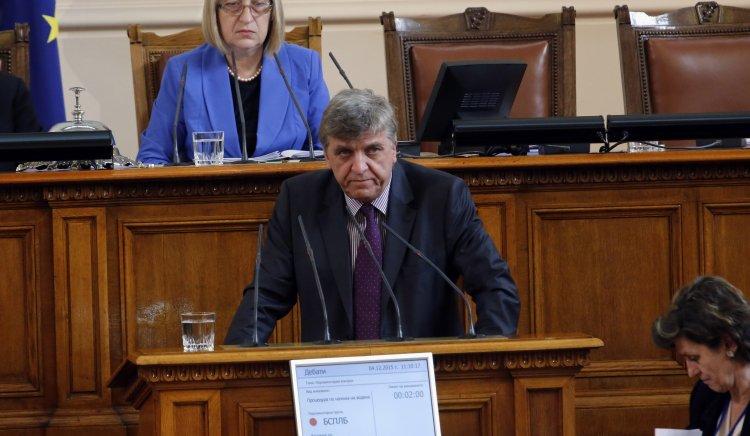 Манол Генов:  Комисията по парламентарна етика щади Методи Андреев  с отлагане  санкцията  за упражнен натиск